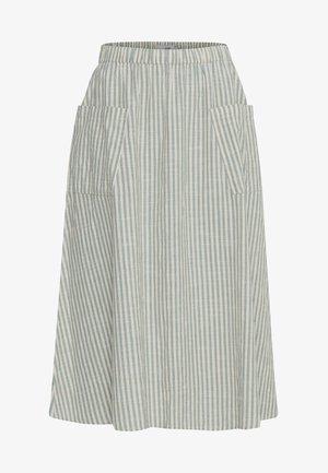 IHTULLE SK - A-snit nederdel/ A-formede nederdele - malachite green
