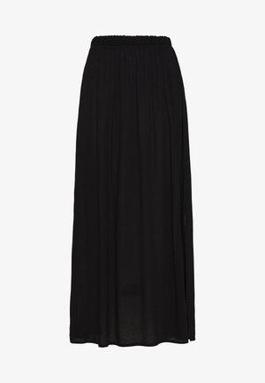 IHMARRAKECH - Maxi skirt - black