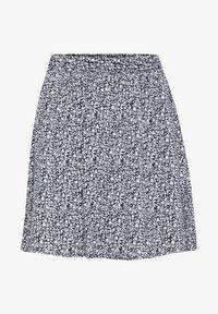 ICHI - IHMARRAKECH - Pleated skirt - total eclipse - 6