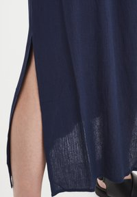 ICHI - IHMARRAKECH - Pleated skirt - total eclipse - 3