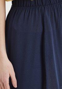 ICHI - IHMARRAKECH - Pliceret nederdel /Nederdele med folder - total eclipse - 4