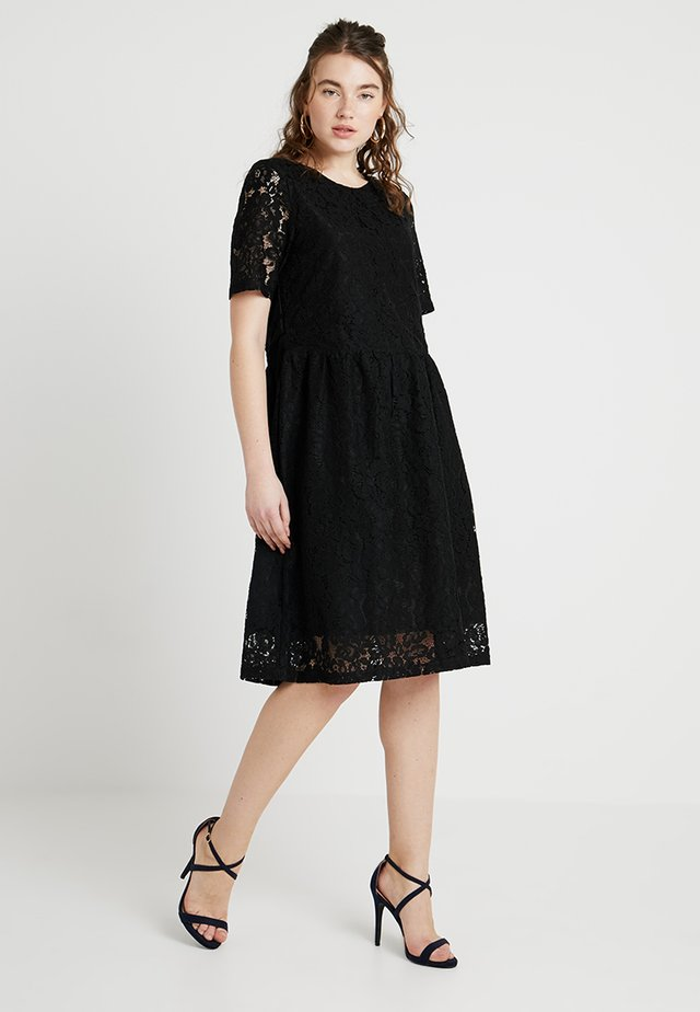 IXCAMORA - Cocktail dress / Party dress - black