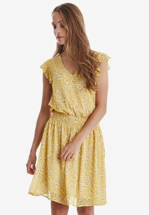 IXEDA DR - Day dress - yellow