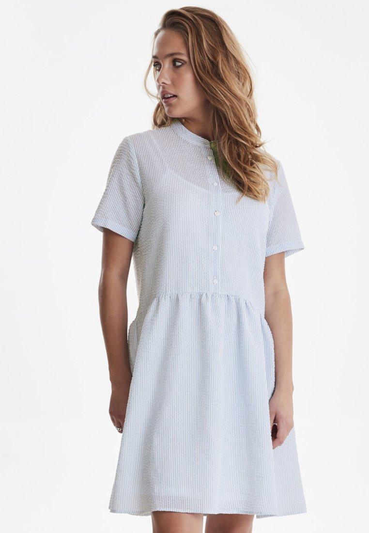 ICHI - IXGRY DR - Day dress - light blue