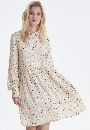 IHJADE DR - Shirt dress - tapioca