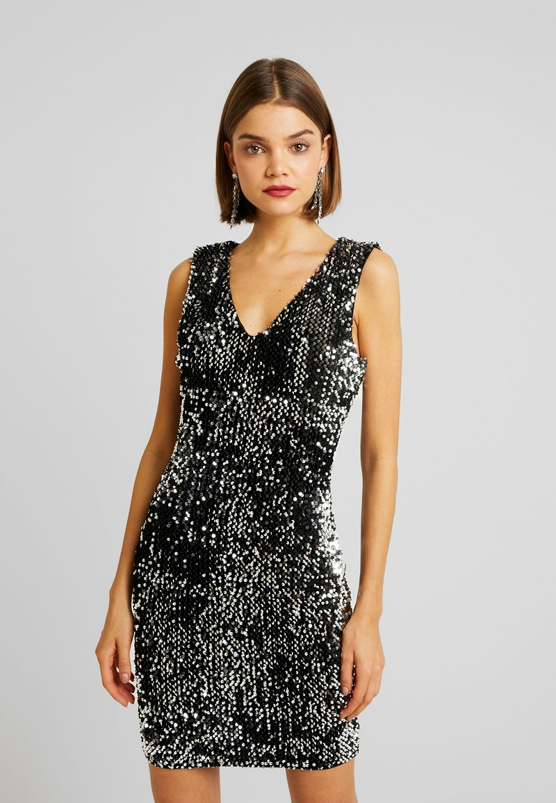 ICHI - IHWILDE - Cocktail dress / Party dress - silver