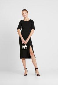 ICHI - IHKATE - Korte jurk - black - 1