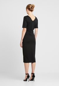 ICHI - IHKATE - Korte jurk - black - 2
