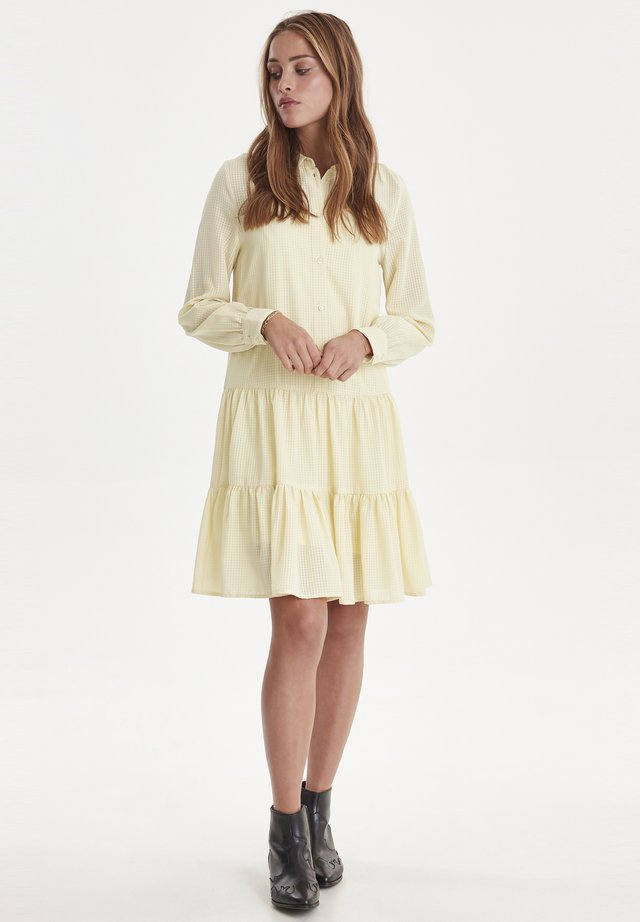 IHSILJA DR - Shirt dress - pineapple slice