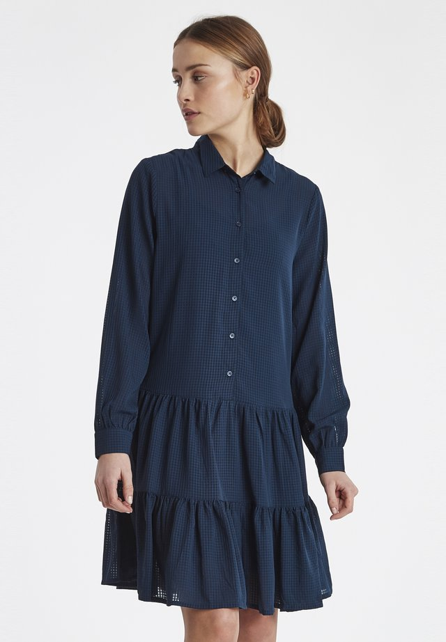 IHSILJA DR - Shirt dress - total eclipse