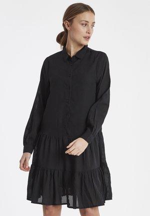 IHSILJA DR - Robe chemise - black