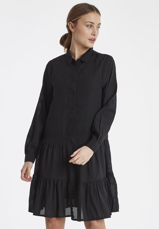 IHSILJA DR - Shirt dress - black