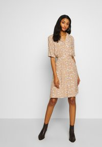 ICHI - IHANGEL - Shirt dress - natural - 0