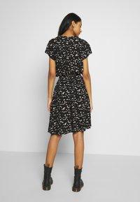 ICHI - IHFANTASIA  - Day dress - black - 3