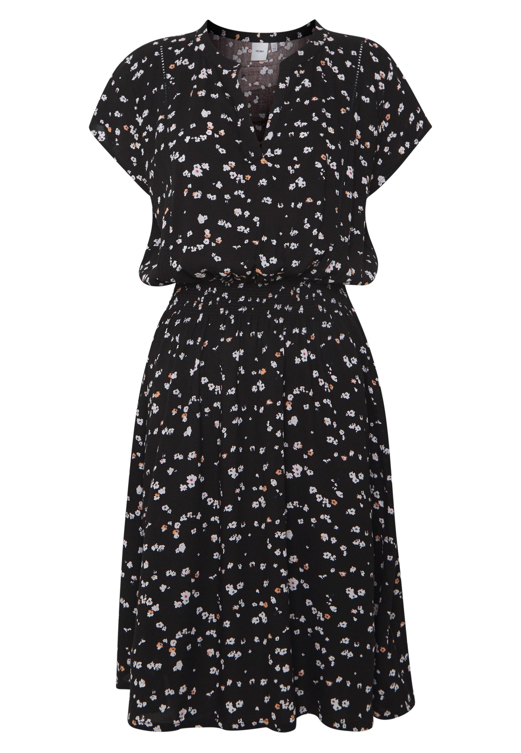 ICHI IHFANTASIA  - Sukienka letnia - black
