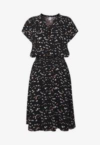 ICHI - IHFANTASIA  - Day dress - black - 4