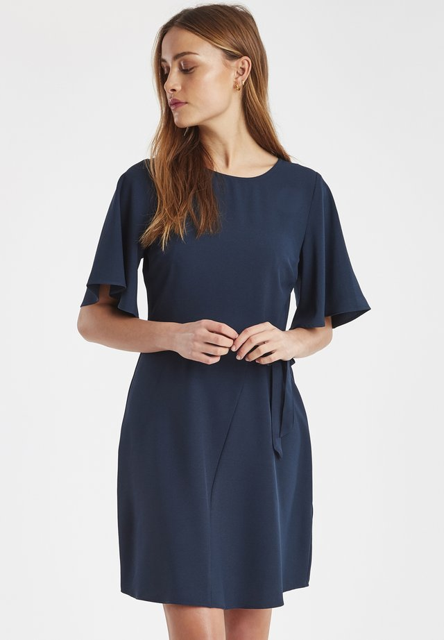 IHBELINDA DR3 - Day dress - total eclipse