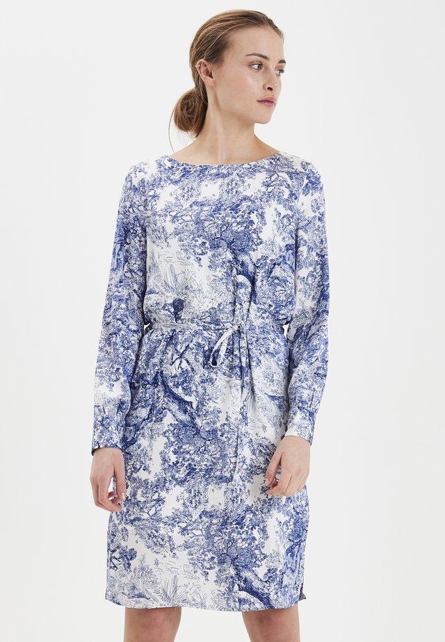 IXLANIE - Sukienka letnia - clematis blue