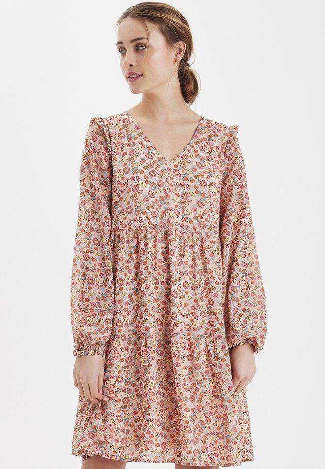IXDITSY - Robe d'été - rose dust
