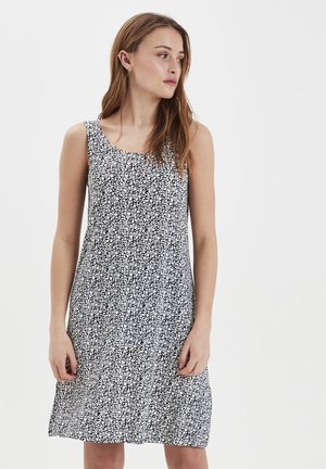 IHLISA - Vestido informal - black/white