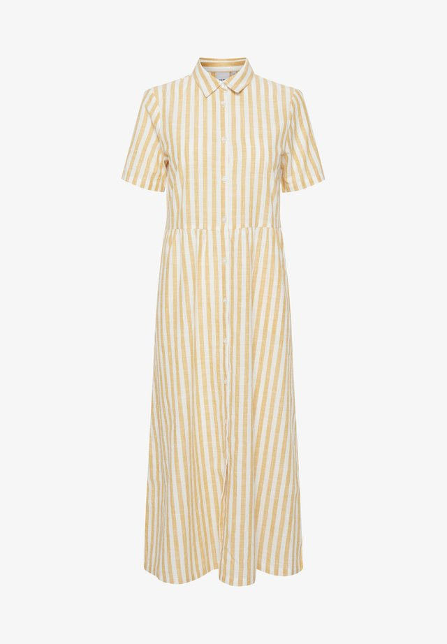 IHGRY DR9 - Blousejurk - golden yellow striped