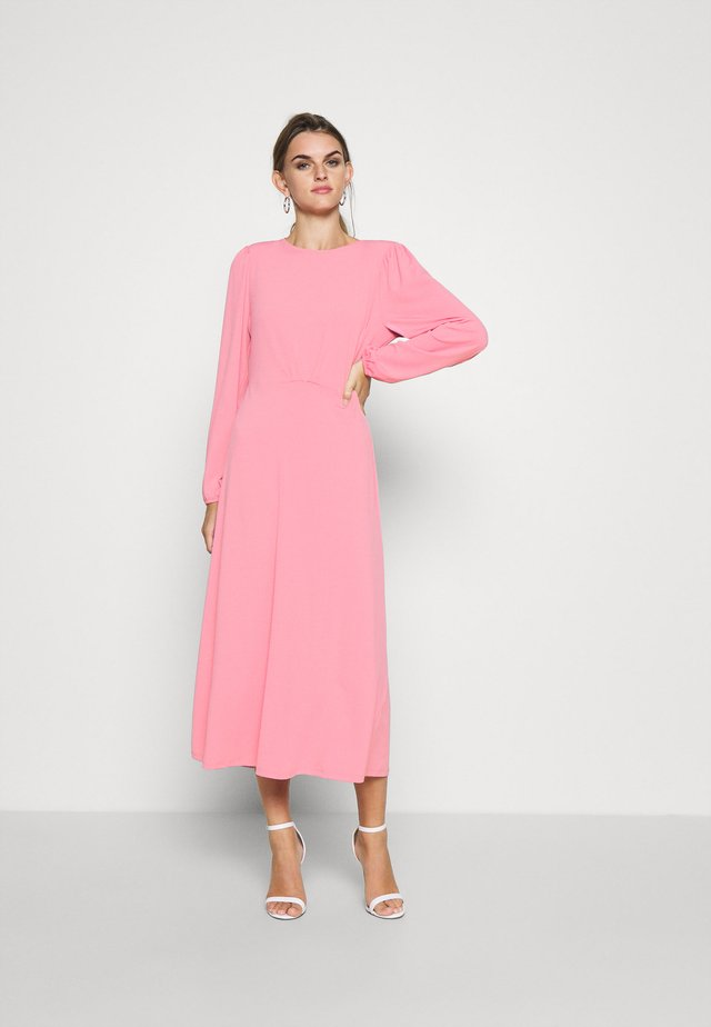 KIRSTA - Jersey dress - wild rose