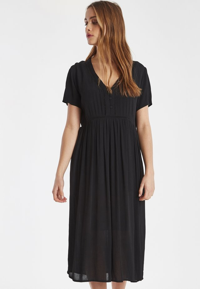 IHFERNANDA DR2 - Day dress - black