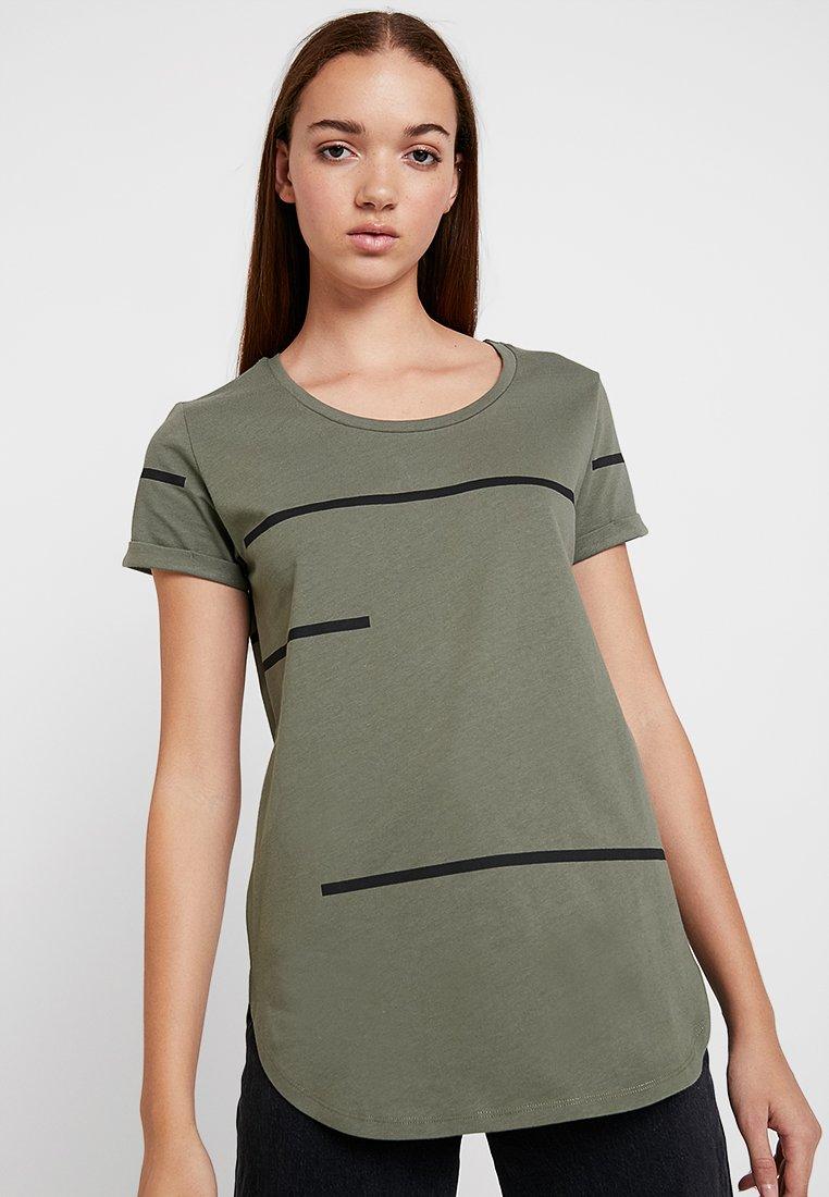 ICHI - LUZIRA - T-Shirt print - kalamata
