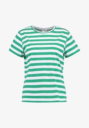 IXRONJA  - T-shirt med print - jolly green