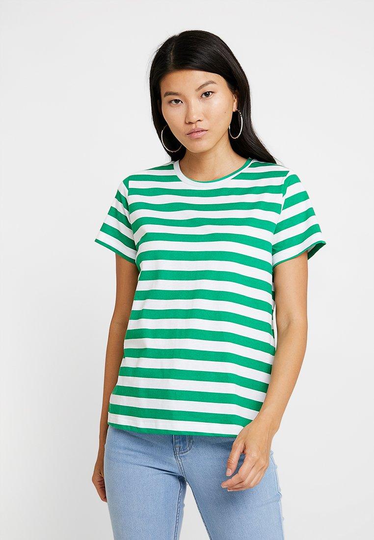 ICHI - IXRONJA  - T-Shirt print - jolly green
