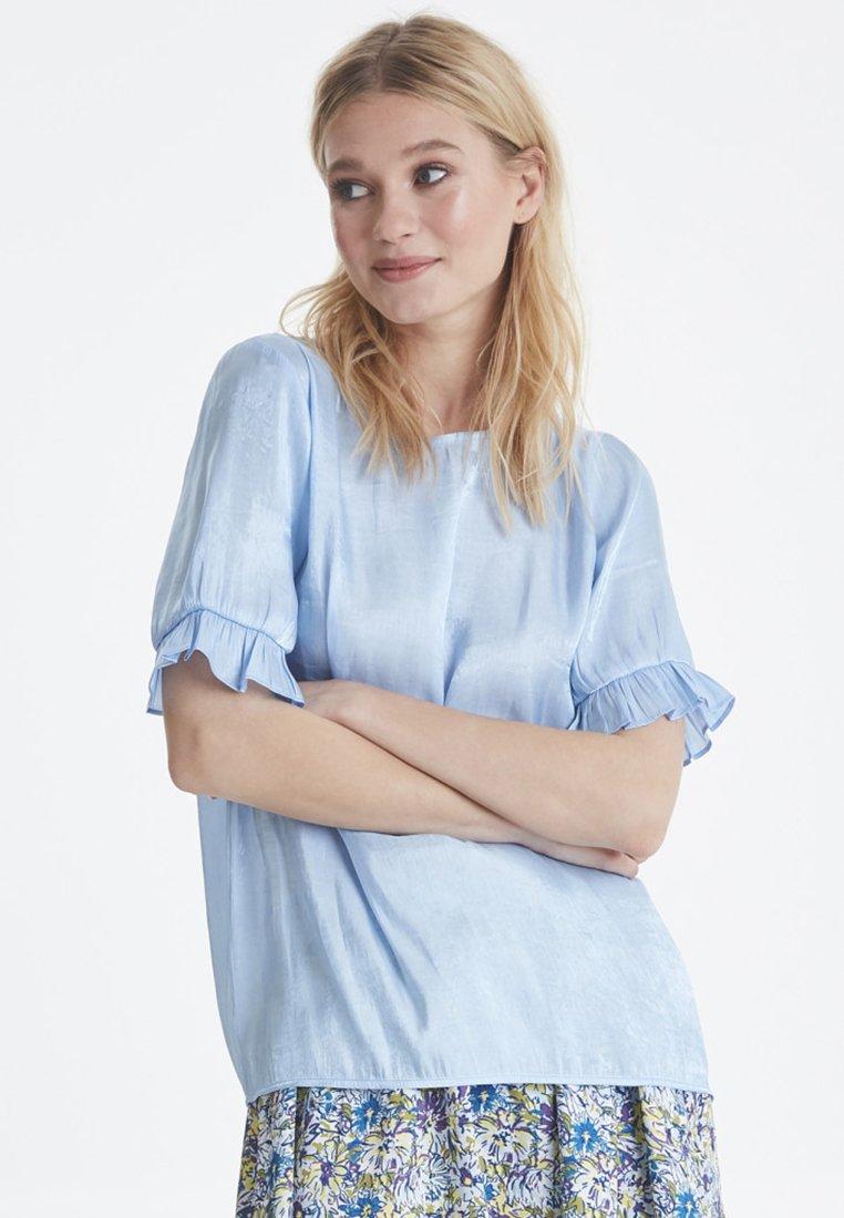 ICHI - IXSALLY  - Bluser - light blue