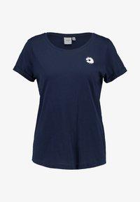 ICHI - KISS - Print T-shirt - total eclipse - 3