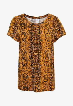 T-shirts print - buckthorn brown