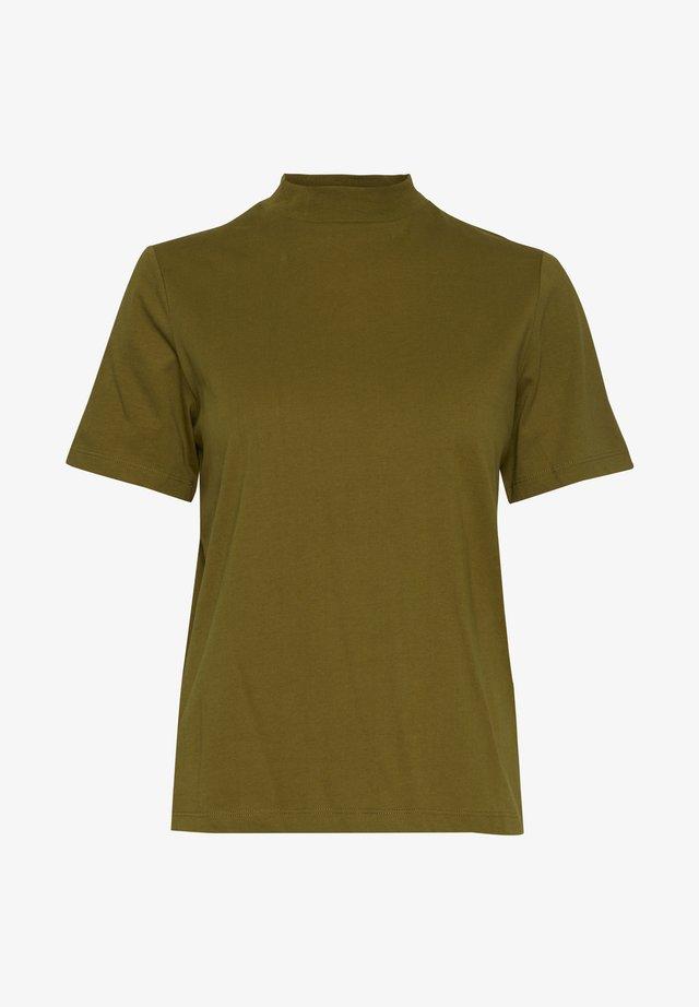 IHRANIA - T-shirt basic - fir green