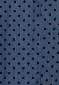ICHI - IHBEKKASIN SH - Koszula - dark blue - 4