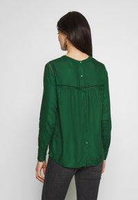 ICHI - IHCATARINE - Blouse - dark green - 2