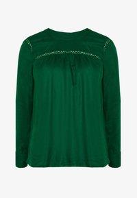 ICHI - IHCATARINE - Blouse - dark green - 3