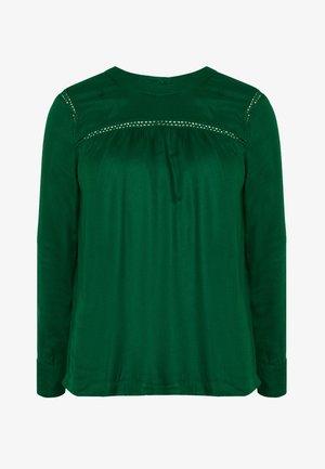 IHCATARINE - Blouse - dark green