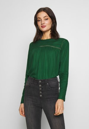 IHCATARINE - Blouse - dark green