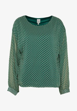 IHILONA - Blouse - dark green