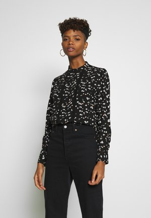 IHFANTASIA - Button-down blouse - black