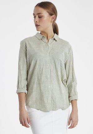 IHTULLE SH - Camisa - malachite green
