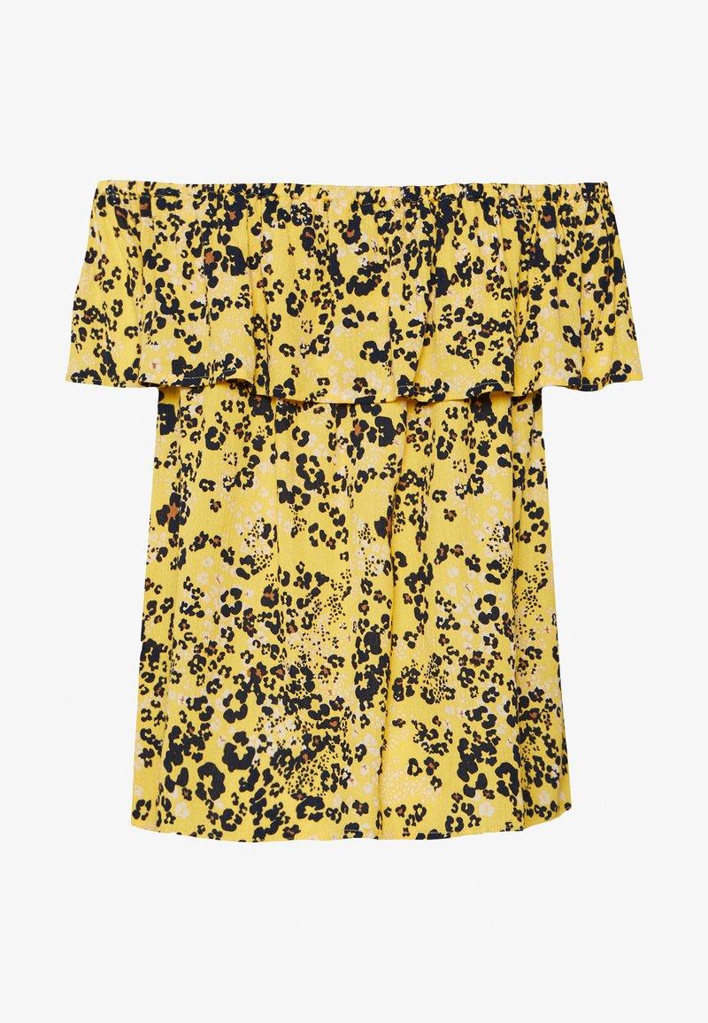 ICHI - MARRAKECH  - Bluser - yellow/black