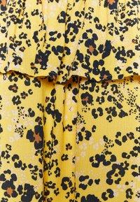 ICHI - MARRAKECH  - Bluser - yellow/black - 2