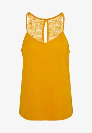 IHLIKE - Top - golden yellow