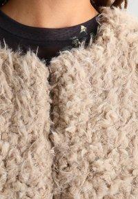 ICHI - TITO - Veste d'hiver - feather grey - 3