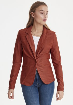 IHRUTI BL - Blazer - orange