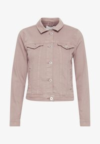 ICHI - IHGUSTO - Denim jacket - sand - 4