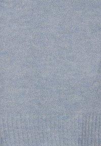 ICHI - IHAMARA  - Strikpullover /Striktrøjer - country blue - 5