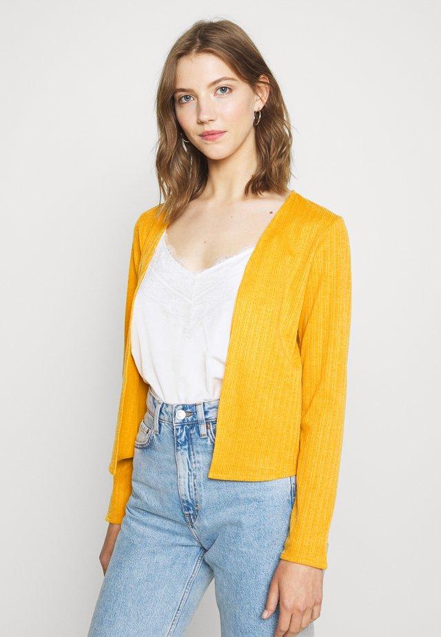 IHCILO - Kardigan - golden yellow